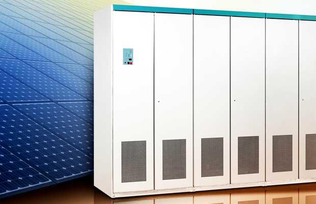 solar 1500 V technology