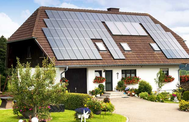 solar Photovoltaics and batteries