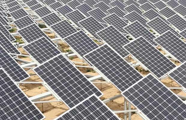 solar Project in Abu Dhabi