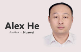 Viz-A-Viz with Alex He, President | Huawei | Smart PV – India