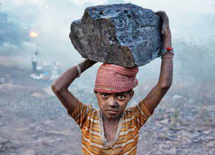 Enrolment Dysfunction of Labors in Coal