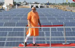 Green energy Should Power India: Modi