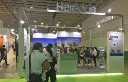 Heraeus Introduces New Front-side Silver Paste at PV Taiwan International Photovoltaic Exhibition