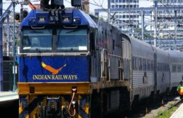Indian Railways to Add 5MWp of Solar Power Plant