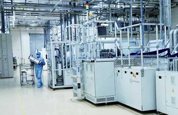 Module Manufacturing