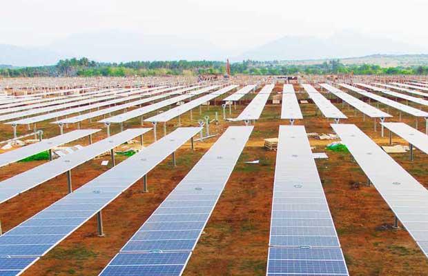 NEXTracker's 30MW CleanMax site in Tamil Nadu