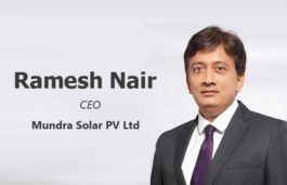 Viz-A-Viz with Ramesh Nair, CEO | Mundra Solar PV Ltd