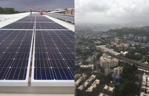 Mumbai Metro Rooftop Solar