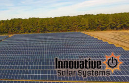 580MW of Solar Power Projects Being Sold by Innovative Solar Systems