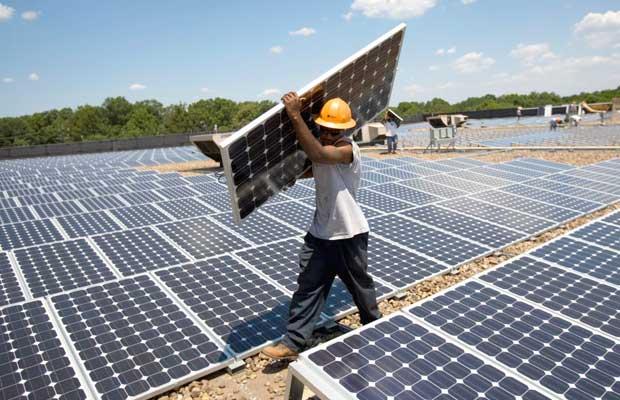Solar Sector Plummet