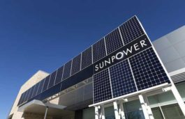 New 10 MW Sunpower Solar Plant Generating Power for OG&E