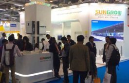 Sungrow Energy Storage System Garnered Wide Attention in All-Energy 2017
