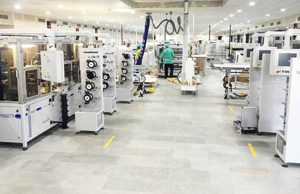machines and technologies that forge solar modules