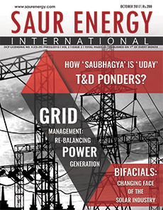 Saur Energy International Magazine October 2017