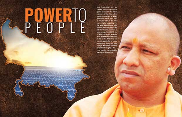 solar power in UP