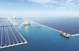 Two 10 MW floating solar projects are coming up in Andhra Pradesh and Kerala soon