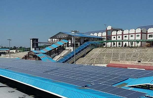 Eastern Railways Solar