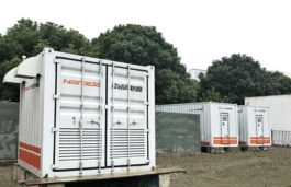 China Gets Its First Modularized and Pre-installed Battery Energy Storage Power Plant