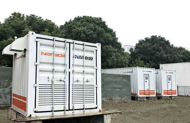 Battery Energy Storage Power Plant
