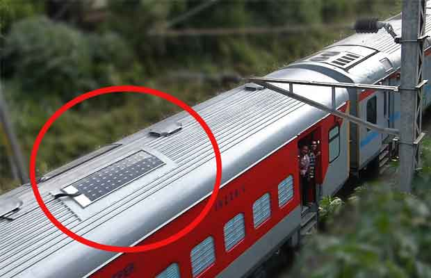 New Panels To Boost Railway Stations With Solar Power