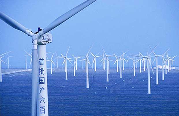 China Renewable