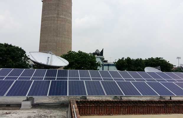 CleanMax Solar Installs Solar Power System