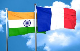 India-France Cooperation a 'Partnership for Planet': Foreign Minister Le Drian