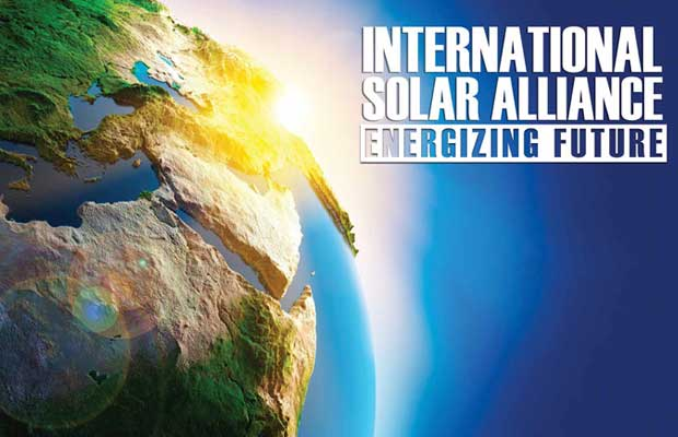 International Solar Alliance Energizing Future