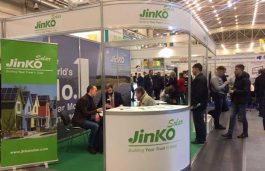 JinkoSolar Awarded With The First C2C Certificate By SGS In China
