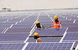 Modi Govt to Step Beyond Renewable Goal With China-Scale Tenders
