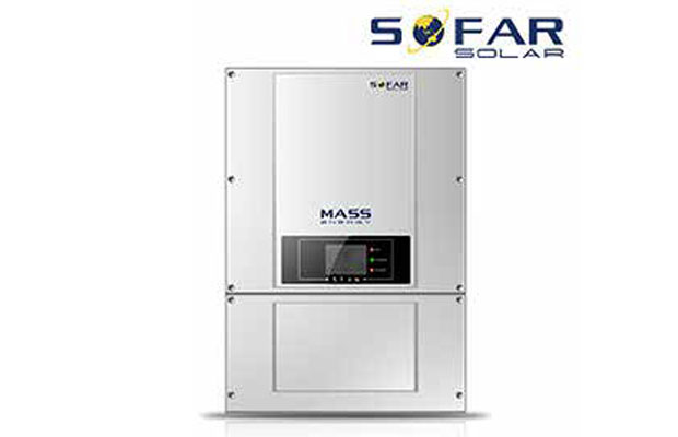 SOFAR Solar 3-Phase 4-12KW String Inverters