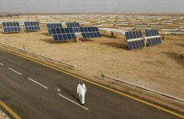 Softbank Collaborates with Saudi Wealth Fund to Frame Solar Energy Plan