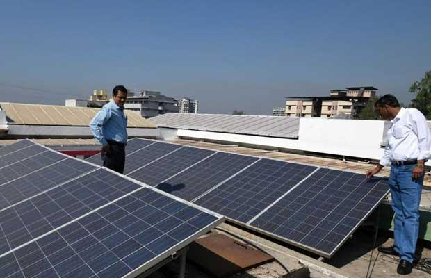 Solar Panels in Mumbai College