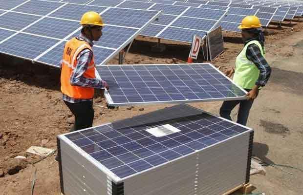 Solar Platform