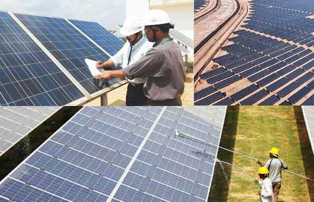 solar power goals