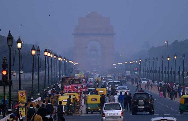 solar power in New Delhi