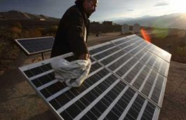 ADB Grants 44.76 Million Dollars Loan to Develop Solar Power Plant in Afghanistan
