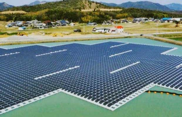 Tamil Nadu Floating Solar Plants