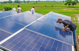 50 MW Solar Power Project Sanction to Refex Energy as EPC Contract