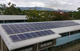 TechnipFMC Installs Solar Power System at School in Tamil Nadu