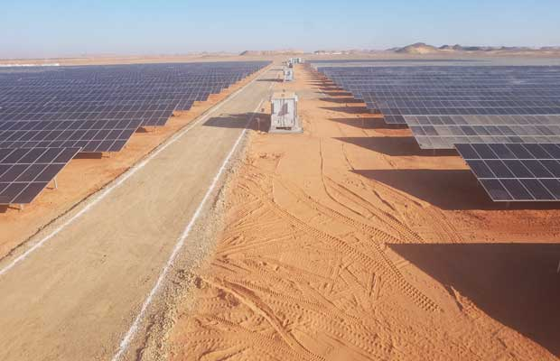 Solar Project in Egypt
