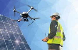 Ingeteam Uses Drones for Enhanced Solar PV Plant Performance