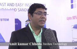 Amit kumar Chheda, Jurchen Technology