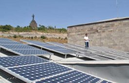 Armenia Looks to Solar Energy