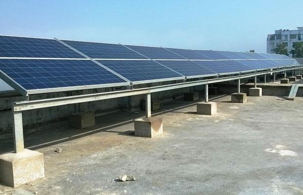 Assam 8 MW Rooftop Solar