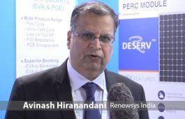 Avinash Hiranandani, Renewsys India