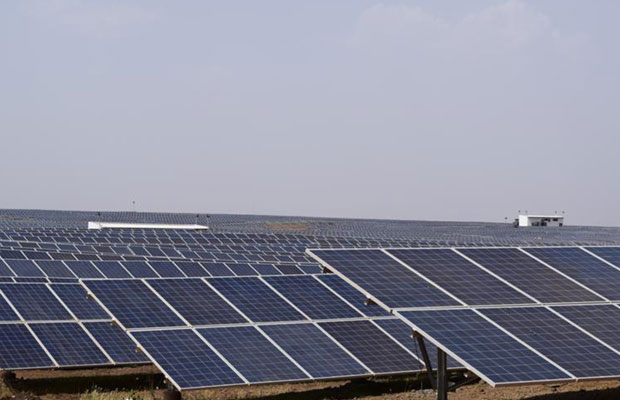 Biggest Solar power Plant in mp