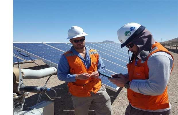 bolero solar plant