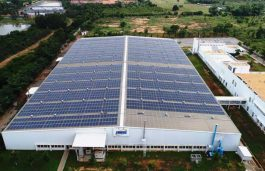 EMMVEE Commissioned 1 MW Rooftop Solar Power Plant in Karnataka