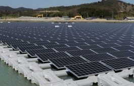India's Largest Floating Solar Power Plant Set to Be Commissioned